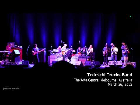 Tedeschi Trucks Band @ The Arts Centre Melbourne 26-30-13
