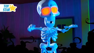 New 3D Cartoon For Kids  Dolly And Friends  Spooky Skeleton