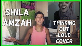 "Shila Amzah - ""Thinking Out Loud"" (Reaction)"