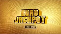 Eurojackpot (2020. január 10.)