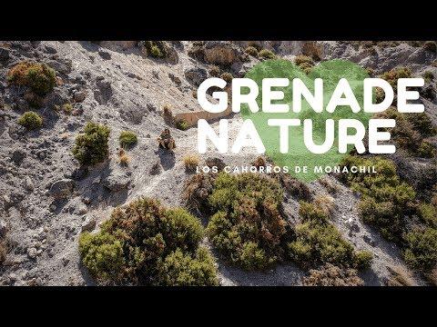 VISITER GRENADE ET L'ANDALOUSIE : RANDONNEE DANS LA SIERRA NEVADA [Goprohero][Drone]