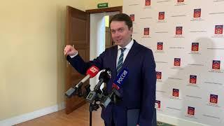 Заявление Андрея Чибиса по итогам заседания правительства
