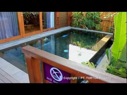 Bali villas Seminyak rental Damou 1 bedroom loft