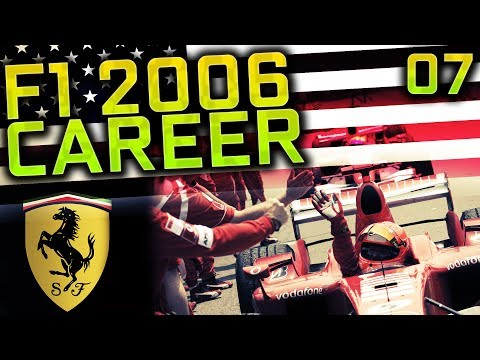 F1 2006 Career Mode S4 Part 7: WE