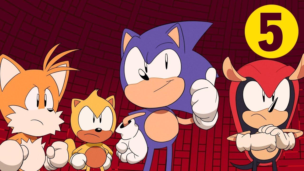 Sonic Mania Adventures Part 5
