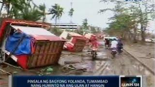 Saksi: 2, kumpirmadong patay sa Eastern Samar