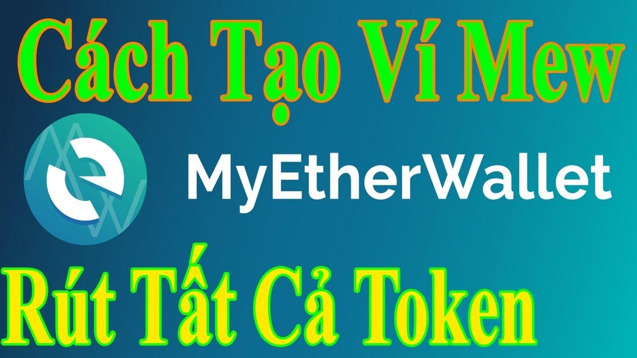 LVT – Hướng Dẫn Cách Tạo Ví Mew – Rút Token Cos – App Cheez