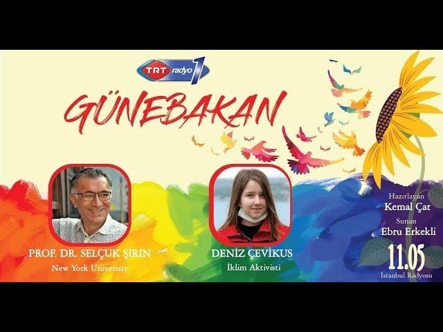 TRT Radyo1 Günebakan programı - 20 Ocak 2021 - Deniz Çevikus
