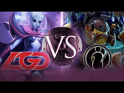 Dota 2: See Another Chinese Team Bite the Dust - TI4