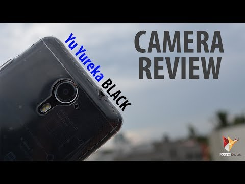 Yu Yureka Black Camera Review | Budget 4G VOLTE Smartphone | Data Dock
