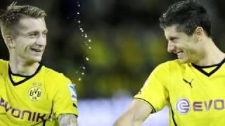 Reus & Lewandowski - Goals & Bromance #2