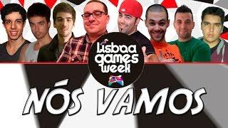 LISBOA GAMES WEEK - NÓS VAMOS ! 6 , 7 , 8 & 9 NOVEMBRO !