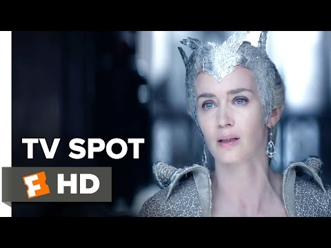 The Huntsman: Winter's War TV SPOT - Her War (2016) - Emily Blunt, Charlize Theron Movie HD