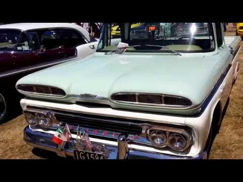 1960 CHEVROLET APACHE 10 - YouTube