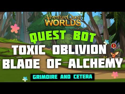 AQW | Toxic