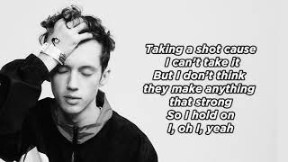 I'm So Tired (Lyrics) - Lauv & Troye Sivan