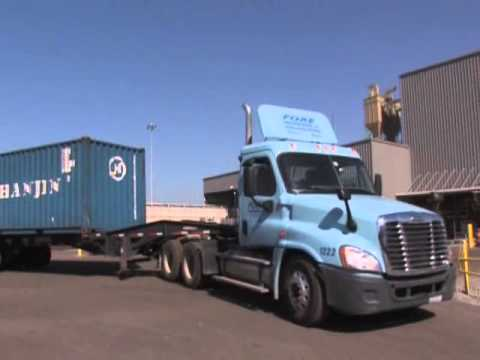 FORE TRANSPORTATION— Intermodal Trucking Solution