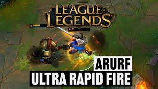 League of Legends ARURF (All Random Ultra Rapid Fire)
