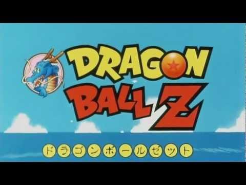 Dragon Ball Z Luz Fuego Destruccion Opening 1 Español Castellano
