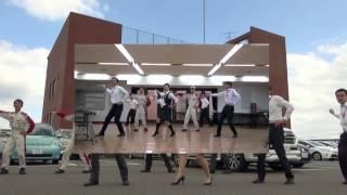 トヨタ店70周年 京都T オリジナルダンス