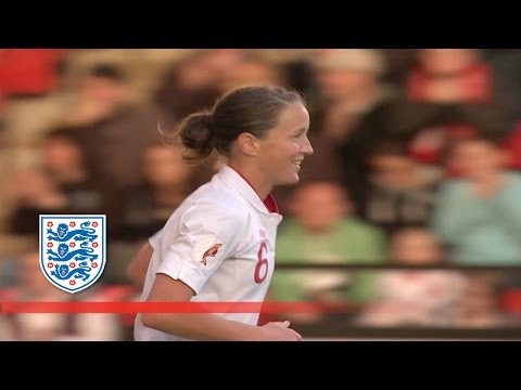 Fantastic Casey Stoney goal seals win over Croatia | From The Archive