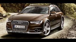 Audi New A6 allroad quattro 2012