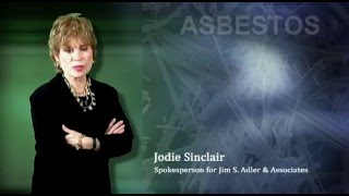 Asbestos is rare and deadly cancer - Jim Adler, The Texas Hammer