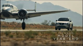 homepage tile video photo for The Nissan Model Year-End Sales Event