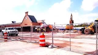 Meijer Penn demolition pt 7