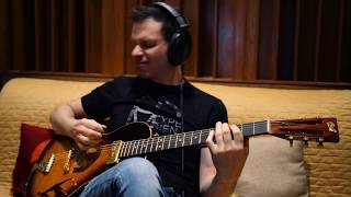 Alberto Lombardi - Layla (Eric Clapton) electric guitar cover | B&G Step Sister All-Mahogany