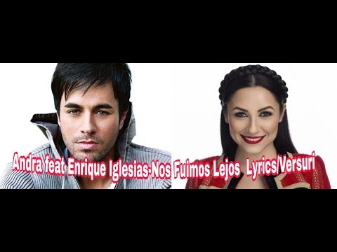 Enrique Iglesias Interview for a Romanian Television broadcast