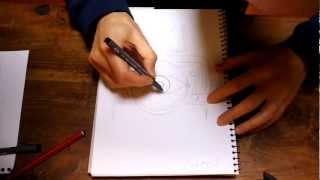 All India Radio - Creating Album Artwork (a short documentary)