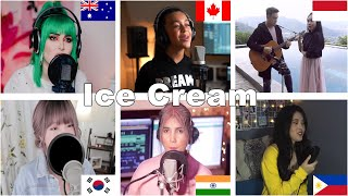 Who Sang It Better: Ice Cream (Canada, India, Indonesia, South Korea, Australia, Philippines)