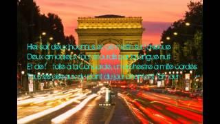 JOE DASSIN - Les Champs Elysées - Lyrics