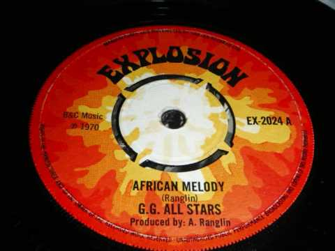 AFRICAN MELODY