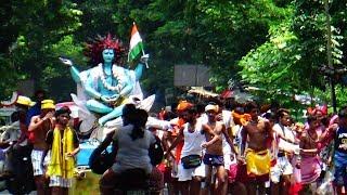Tarakeswar Yatra 2019 ll  তারকেশ্বর যাত্রা ২০১৯ শেওড়াফুলি ঘাট থেকে মন্দির