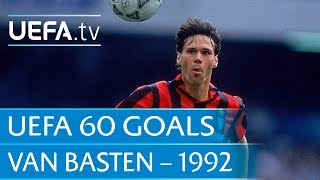 Marco van Basten v Göteborg, 1992: 60 Great UEFA Goals