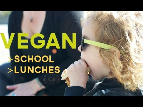 First Vegan School in the United States!