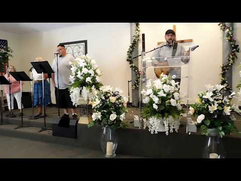 Brother Lalo & Song Group singing 4 Contemporary Christian songs