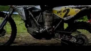 2009 World enduro  GP Finland slow motion exilim