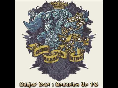 DeeJay Dan - Break'em Up 10 [2016]