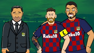 How Barcelona can replace Luis Suarez ft. Kane, Origi & more! ► 442oons x Onefootball