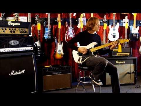 Nash S-81 Guitar Into Friedman Pink Taco