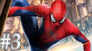 The Amazing Spider-Man 2 Walkthrough Gameplay Part 3 ( By Gameloft ) - Save The City