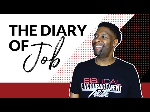The Diary Of Job | When Your Dreams Become Nightmares