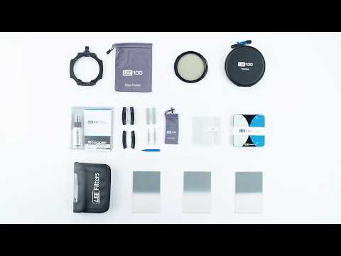 LEE100 Deluxe Kit - Unboxing in Stop-Motion - YouTube