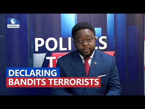 Senate Asks Buhari To Declare Bandits As Terrorists | Politics Today 29/09/2021