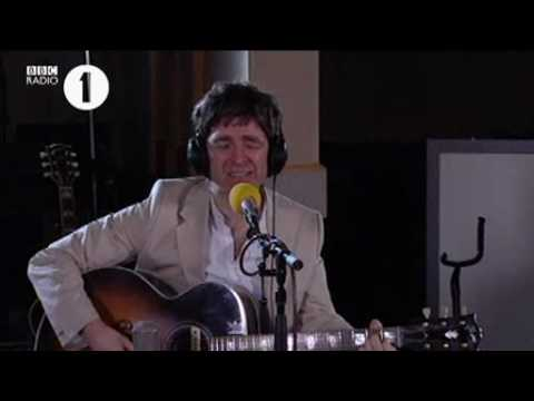 Oasis - Waiting For The Rapture Acoustic (With Lyrics)