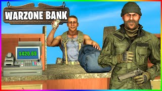 Starting a FRIENDLY Warzone Bank (WHOLESOME MOMENTS)