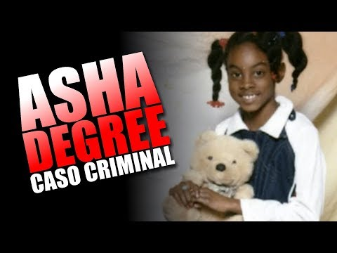 ASHA DEGREE desapareceu de seu quarto